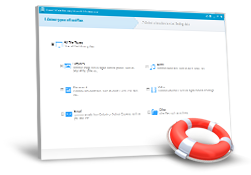 EaseUS deleted file recovery software